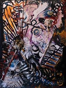Nr.17-Abstrakt-2-80x60-cm-Öl-auf-Leinwand-2014