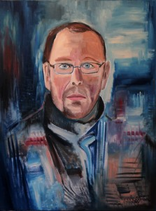 Nr.25-Selbstportrait-80x60-cm-Öl-auf-Leinwand-2014