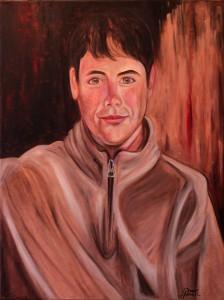 Nr.28-Portrait-Clemens-80x60-cm-Öl-auf-Leinwand-2015