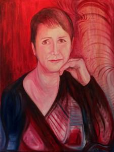 Nr.29-Portrait-Kathrin-80x60-cm-Öl-auf-Leinwand-2015