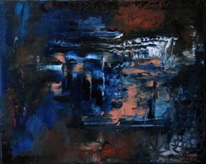 Nr.3-Neuanfang-2014-Sommer-40x50-cm-Öl-auf-Leinwand-2014