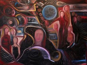 Nr.31-Die-Gedanken-sind-noch-frei-120x160-cm-Öl-auf-Leinwand-2015