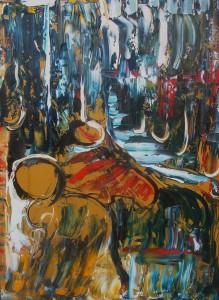 Nr.11-Animalisch-80x60-cm-Öl-auf-Leinwand-2015