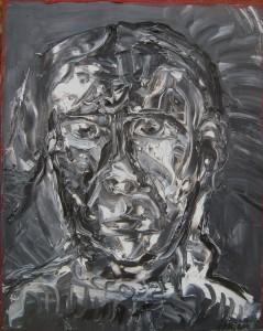 Nr.19-In-Gedanken-Portrait-50x40-cm-Öl-auf-Leinwand-2016