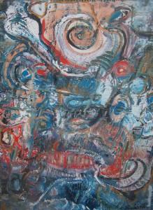 Nr.3-Abstrakt-1-80x60-cm-Öl-auf-Leinwand-2015